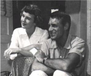 Betsy Drake & Cary Grant