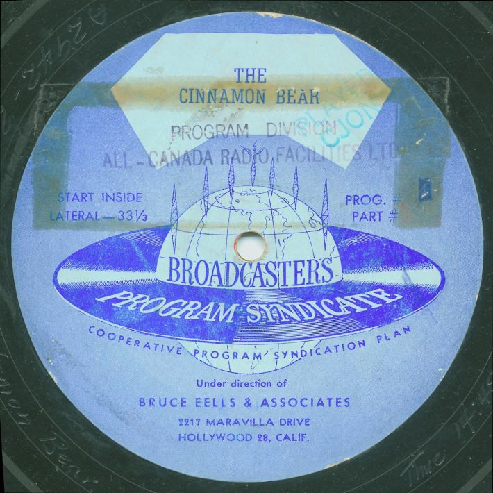 After all of TRANSCO's productions were acquired by Broadcasters Program Syndicate, the original discs were generically relabeled
