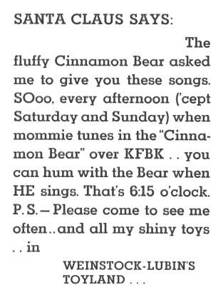 The complete cinnamon bear episode 10 approached by a giant fandeluxe Gallery