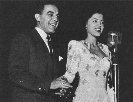 Frankie Carle & Marjorie Hughes