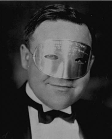 Jospeh White, the Silver Masked Tenor
