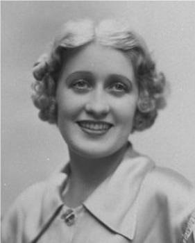 Popular Vocalist Ruth Etting
