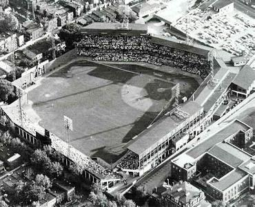 Washington Senators - Griffith Stadium