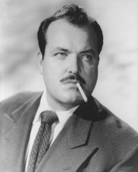 "The distinctive voice of William Conrad opened each ""Escape"" broadcast."
