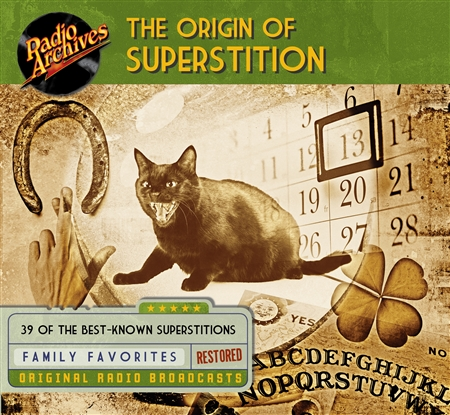 the superstitious life People who believe that fate and chance control their lives are more likely to be  superstitious -- but when faced with death they are likely to.