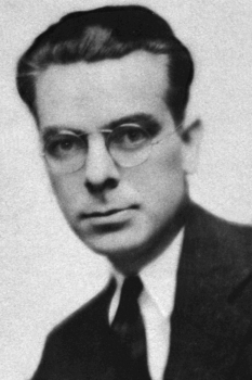 Despite being published under the psudonym of Maxwell Grant, the pulp adventures of The Shadow were written, for the most part, by Walter B. Gibson, seen here as a young journalist circa 1924...